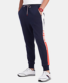 Tommy Hilfiger Men's Anthony Graphic Joggers, Created for Macy's