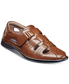 Argosy Closed-Toe Fisherman Sandals