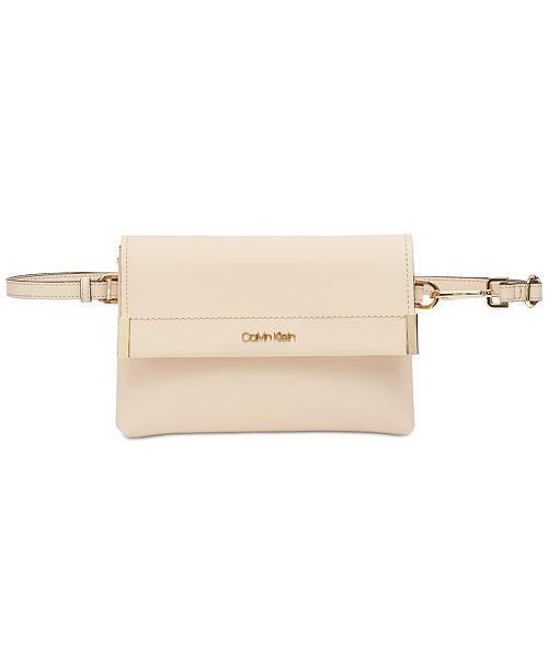 Calvin Klein Raelynn Belt Bag