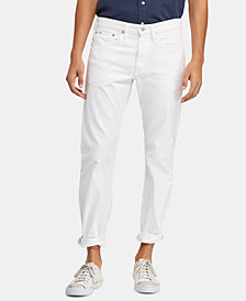 Polo Ralph Lauren Men's Big & Tall Hampton Relaxed Straight Jeans