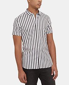 Kenneth Cole New York Men's Stripe Shirt