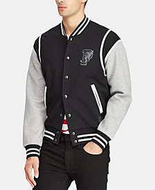 Polo Ralph Lauren Men's Big & Tall P-Wing Baseball Jacket