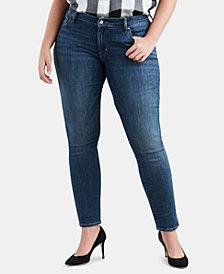 Levi's® 711 Plus Size Skinny Jeans