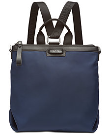 Calvn Klein Lane Backpack Logo Crossbody