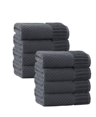 Timaru 8-Pc. Hand Towels Turkish Cotton Towel Set