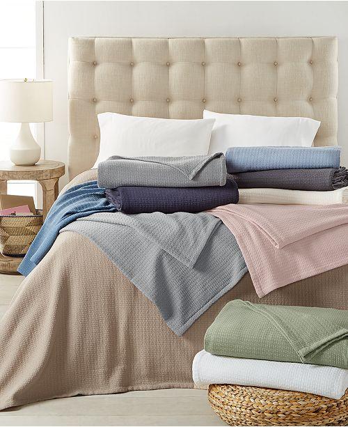 Ralph Lauren Classic Towels: Lauren Ralph Lauren Classic 100% Cotton Blankets & Reviews
