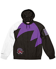 Mitchell & Ness Men's Toronto Raptors Shark Tooth Jacket
