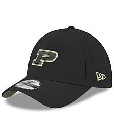 New Era Boys' Purdue Boilermakers 39THIRTY Cap