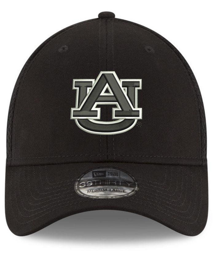 New Era Auburn Tigers Black White Neo 39THIRTY Cap & Reviews - Sports Fan Shop By Lids - Men - Macy's
