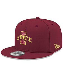 New Era Boys' Iowa State Cyclones Core 9FIFTY Snapback Cap
