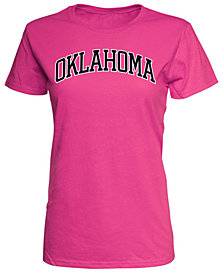 J America Women's Oklahoma Sooners Arch T-Shirt