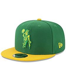 Boston Celtics City Pop Series 9FIFTY Snapback Cap