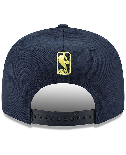 new concept f6fd0 83276 New Era Denver Nuggets City Pop Series 9FIFTY Snapback Cap ...
