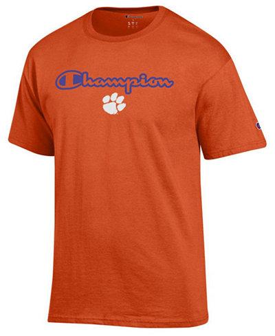 Champion Men's Clemson Tigers Co-Branded T-Shirt
