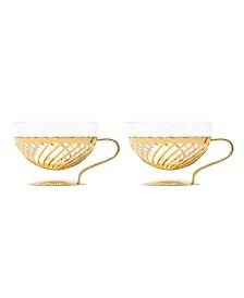 Thalia Glassware Set