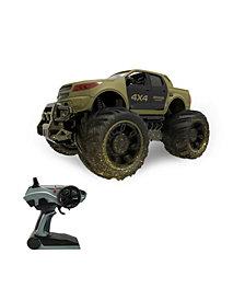 Radio Control Dirt-Ripper Mega Truck