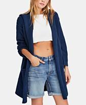 5f8861cff46b Navy Blue Sweater  Shop Navy Blue Sweater - Macy s