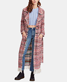 Free People Desert Sunrise Cardigan