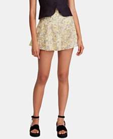 Free People Shallow Waters Skort