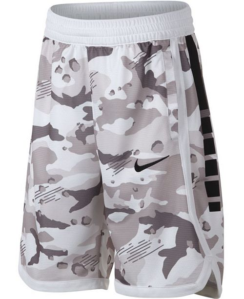 Nike Big Boys Printed Shorts