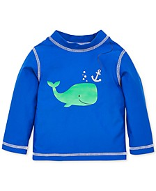 Whale Baby Boys Rashguard