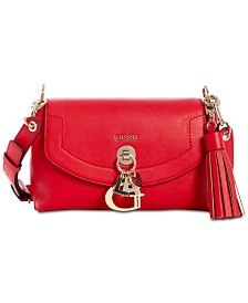 GUESS Gracelyn Crossbody Flap