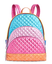 Betsey Johnson Strype Hype Backpack