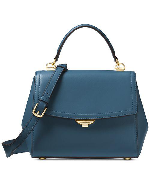 95dc6d8e4eae Michael Kors Ava Top-Handle Satchel   Reviews - Handbags ...