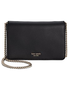 kate spade new york Sylvia Chain Crossbody Wallet