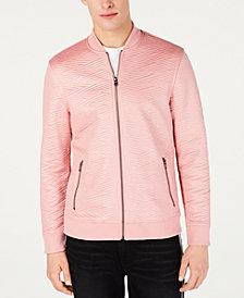 I.N.C. Men's Slick Jacquard Jacket, Created for Macy's