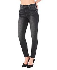 Nicole Miller New York Soho High-Rise Skinny Jeans
