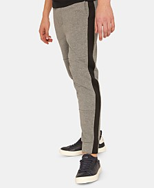 Armani Exchange Men's Stripe Joggers