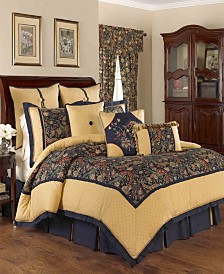 Rhapsody 4-piece King Comforter set