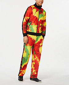 GUESS Vibras Tie Dye Track Suit