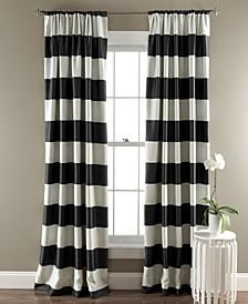 "Stripe 52"" x 84"" Blackout Curtain Set"