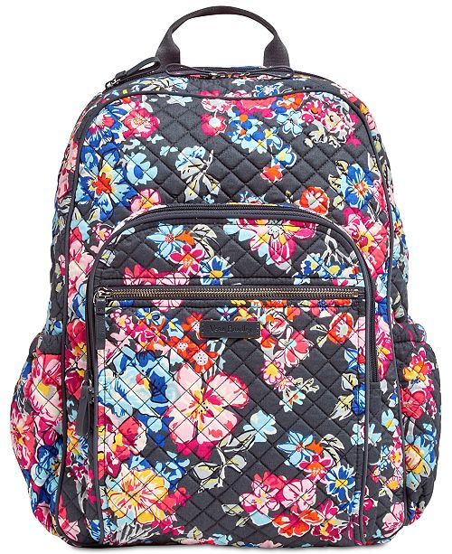 Vera Bradley Campus Tech Backpack   Reviews - Handbags   Accessories ... df9b7b79e59e9