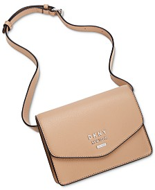 DKNY Whitney Leather Belt Bag, Created for Macy's