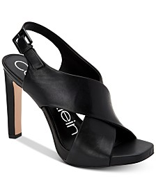 Calvin Klein Women's Myra Dress Sandals