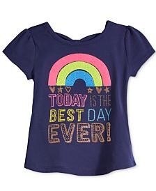 Epic Threads Toddler Girls Best Day Ever T-Shirt, Created for Macy's