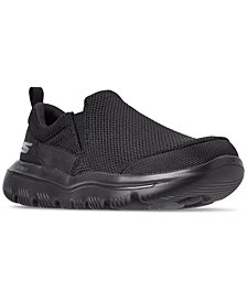 Skechers Men's GOwalk Evolution Ultra - Impeccable Wide Width Slip-On Walking Sneakers from Finish Line