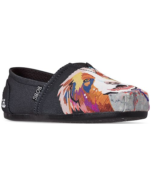 9584a0e782cf ... Skechers Women s Bobs Plush - Paw-Fection Sheila Bobs for Dogs and Cats  Casual Slip ...
