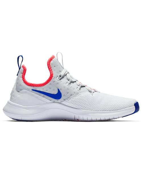 f199b3cedf2a0 Nike Women s Free TR 8 Training Sneakers from Finish Line   Reviews ...