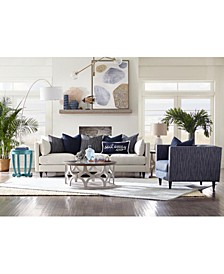 Bostal Fabric Sofa Collection, Created for Macy's
