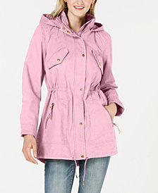 CoffeeShop Juniors' Hooded Anorak