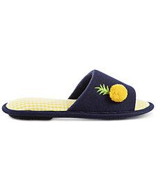Isotoner Women's Isabella Slide Slippers