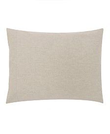 FlatIron Fiber Dyed King Pillowcase Pair, 100% Cotton