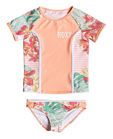 Roxy Little Girls Lush Lycra