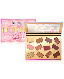 Too Faced Erika Jayne Pretty Mess Limited Edition Eye Shadow Palette