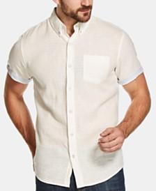 Weatherproof Vintage Men's Dobby Shirt