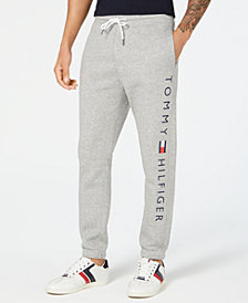 Tommy Hilfiger Men's Logo Jogger Pants, Created for Macy's